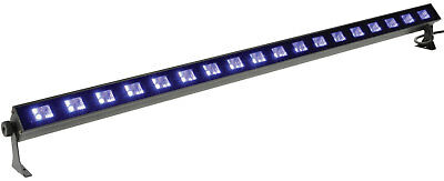 QTX UVB-18 PRO ULTRAVIOLET LED UV BAR 18X3W Blacklight Effect DJ