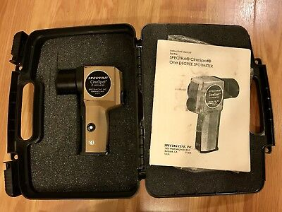 Spectra Cinespot One Degree Spotmeter Used Good Condition Need To Be Calibrated