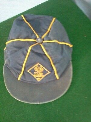 Vintage Cub Scout Cap from the 1950's size Boy's Small
