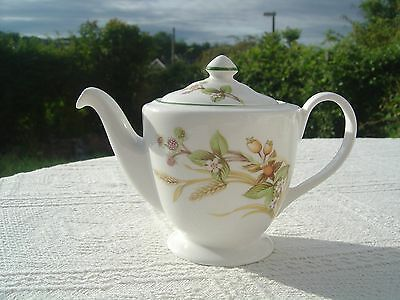 Small Kirsty Jane Teapot For One - Blackberry