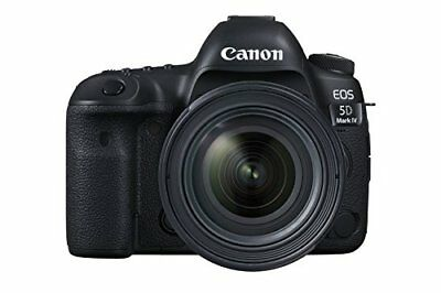 Canon EOS 5D Mark IV Full Frame SLR Camera w/ EF 24-70mm f/4L IS USM Lens Kit