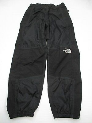 THE NORTH FACE #PA6400 Women's Size M Gore-Tex Black Waterproof Snow Ski Pants