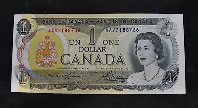 1973  One Dollar Bank Note  -  $1.00  -  Choice Uncirculated !!!