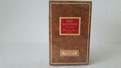 Christian Dior Eau Sauvage for men Pre-Shave Lotion 100 ml.