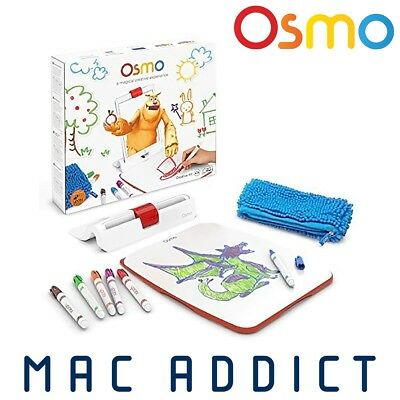 OSMO Creative Kit App-Enabled iPad Educational Gaming System w/ Base & Reflector