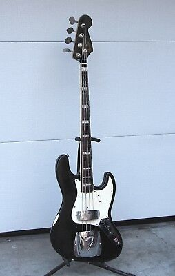 1969 Fender Jazz Bass Custom Color As-Is