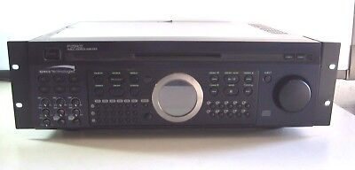 Speco Technologies Pa Amplifier 120W With Cd Player Am Fm Tuner P120Facd #c5