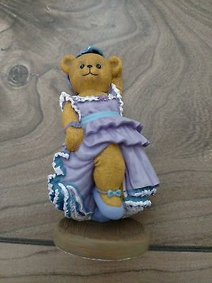 The Lawson Sculpture Collection - TeddyTown Players - Miss Penny Paws