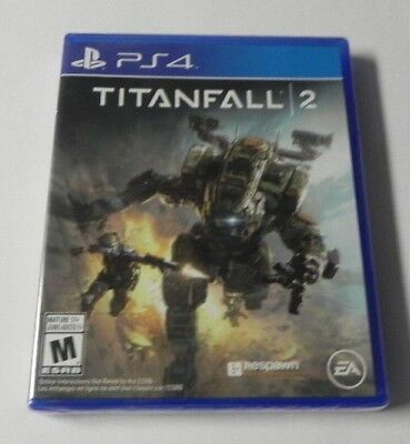 Titanfall 2 (Sony PlayStation 4, 2016)Brand New Factory Sealed Fast Shipping PS4
