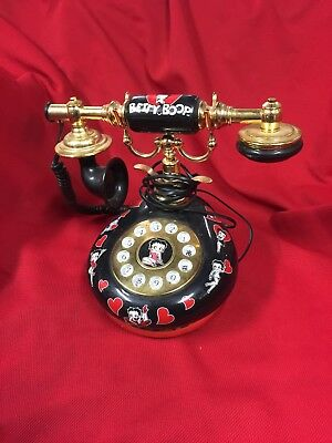 The Betty Boop Telephone - Danbury Mint Collection