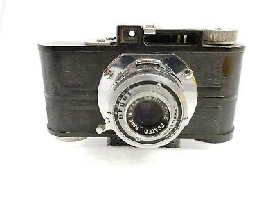 Vintage Argus Anastigmat IRC camera with 50mm f4.5 coated lens
