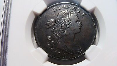 1804 Draped Bust Large Cent   NGC VF-30  Key date