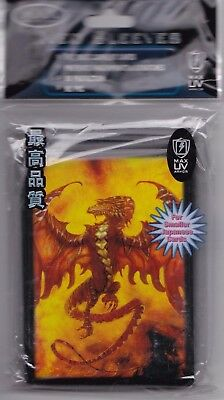 Yu-Gi-Oh! PHOENIX DRAGON CARD SLEEVES DECK PROTECTORS for Yugioh cards