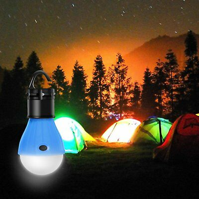 New Fishing Camping Light Lamp LED Hanging Bulb Tent Lantern Outdoor Emergency