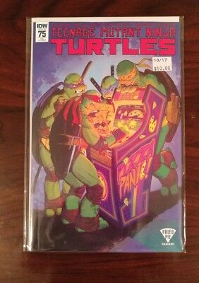 IDW TMNT #75 Fried Pie Variant NM Excellent condition