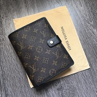 Louis Vuitton Macassar MM Agenda