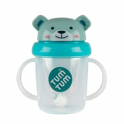 TumTum Tippy Up Straw Drinks Drinking Cup For Child / Kids / Children
