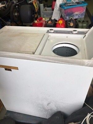 Hoovermatic Twin Tub Washing Machine - Collectors Item!!