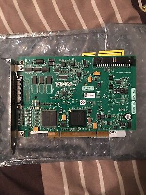 National intruments PCI 6221