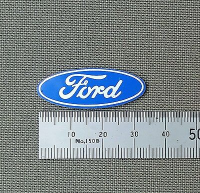 ford badge decal 34mm- 35mm