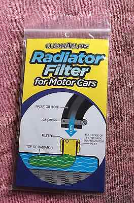 New Radiator Sock Filter Clean Cooling System Rad Sock Sok