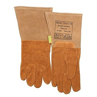 Weldas Softouch Top Grain Tig Glove XL X-Large