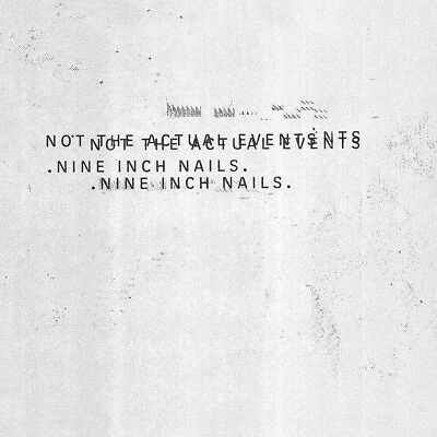 Nine Inch Nails - Not The Actual Events EP (Limited CD)