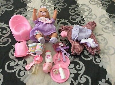 Baby Born Doll ZAPF Creations - Clothing Plus Accesories