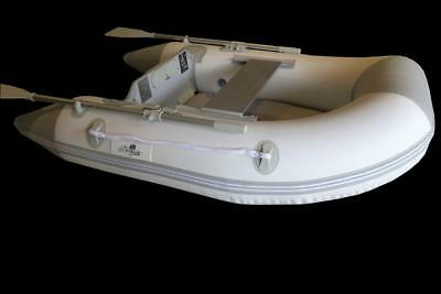 Newport 2.00m Inflatable Boat with Air Deck Floor - Brand New - 2 Year Warranty