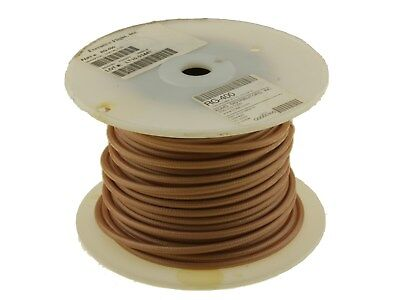 50Ft Roll Rg400 Aircraft Coaxial Cable Mil-C-17/128G