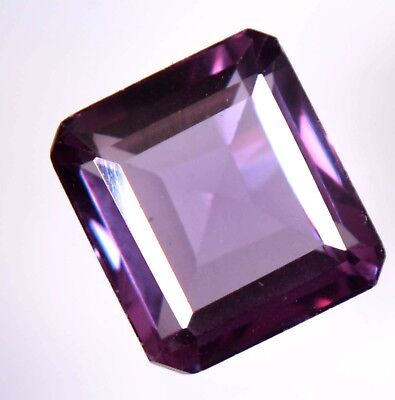 VS 6.90 Ct Natural Color Change Ceylon Purple Sapphire AGSL Certified AAA+ Gem