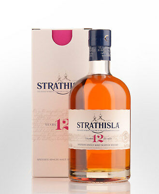 Strathisla 12 Year Old Single Malt Scotch Whisky (700ml)