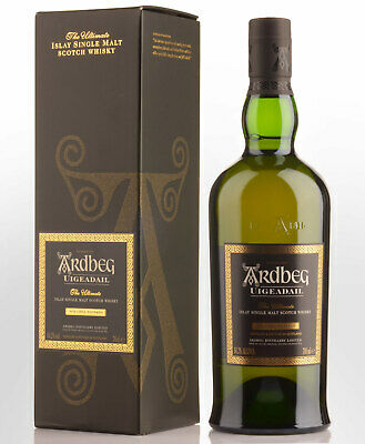 Ardbeg Uigeadail Single Malt Scotch Whisky (700ml)