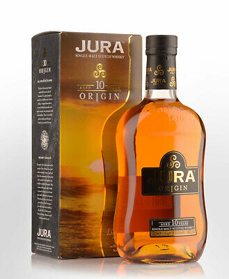 Isle of Jura 10 Year Old Single Malt Scotch Whisky (700ml)