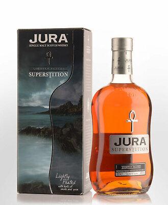 Isle of Jura Superstition Single Malt Scotch Whisky (700ml)