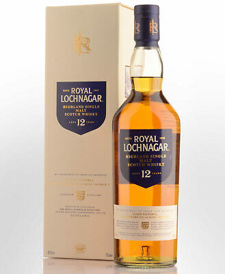 Royal Lochnagar 12 Year Old Single Malt Scotch Whisky (700ml)