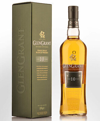 Glen Grant 10 Year Old Single Malt Scotch Whisky (700ml)