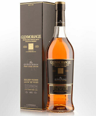 Glenmorangie The Quinta Ruban 12 Year Old Single Malt Scotch Whisky (700ml)
