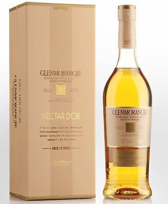 Glenmorangie The Nectar D'or 12 Year Old Single Malt Scotch Whisky (700ml)