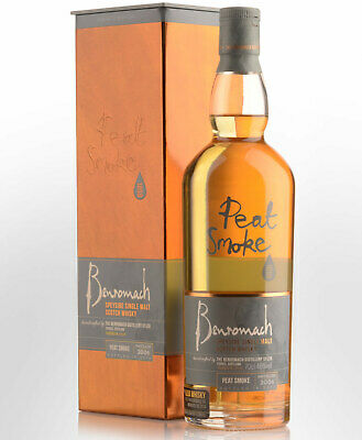 Benromach Peat Smoke Single Malt Scotch Whisky (700ml)