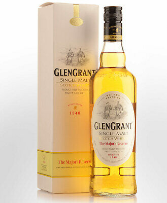 Glen Grant The Major's Reserve Single Malt Scotch Whisky (700ml)