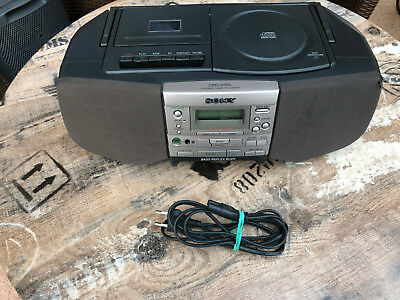 Sony CFD-SO5 Radio/CD Stereo/Kassettenrecorder