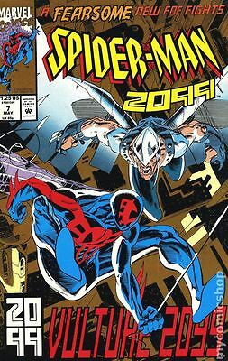 Spider-Man 2099 #7 (1993) Marvel Comics