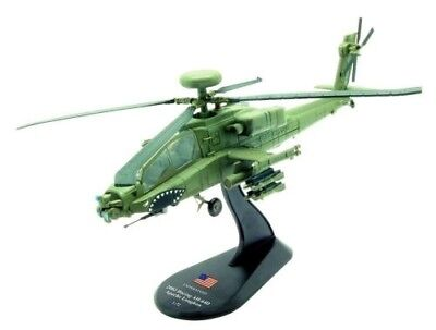 Amercom 1:72 US Army Boeing AH-64D Apache Longbow Attack Helicopter, #ACHY11