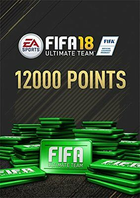 12,000 FIFA 18 Points Pack - ORIGIN CD KEY - FOR PC - WORLWIDE