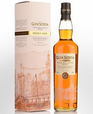 Glen Scotia Double Cask Single Malt Scotch Whisky (700ml)