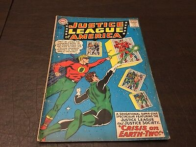 Justice League of America #22 VG