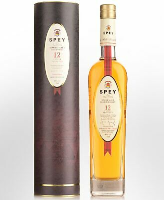 Speyside Distillery 12 Year Old Single Malt Scotch Whisky (700ml)
