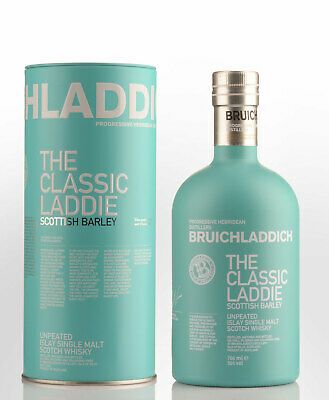 Bruichladdich The Classic Laddie Unpeated Single Malt Scotch Whisky (700ml)