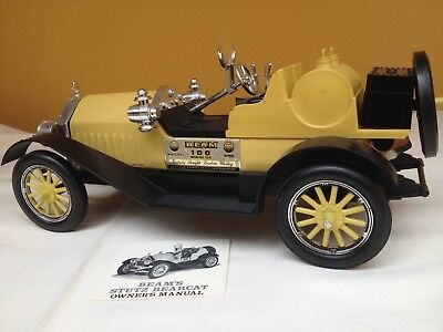 Jim Beam 80% vol. 0,75L Burbon Whiskey Stutz Bearcat Oldtimer  Sammleredition